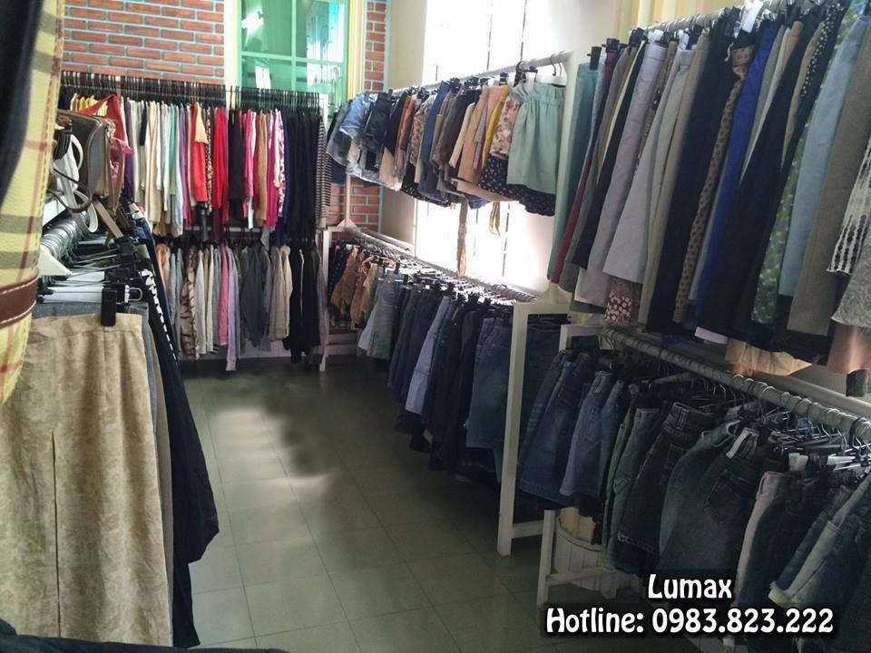 Thu mua quần áo tồn kho tại Thái Bình
