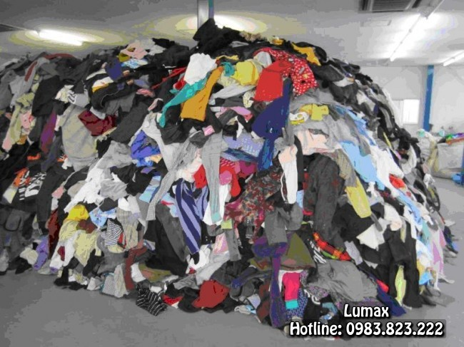 Thanh lý quần áo tồn kho tại Thái Nguyên