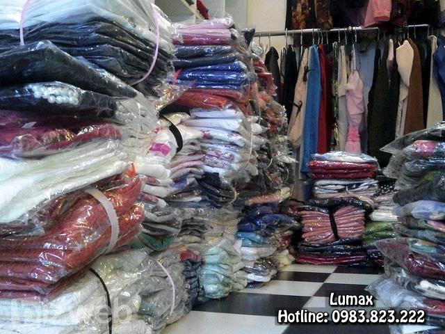 Thu mua quần áo tồn kho tại Hà Nam